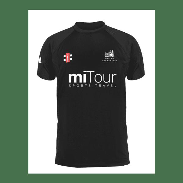 Baglan Cricket Club Bamboo T Shirt