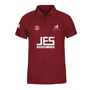 Baglan Cricket Club Matrix Polo Shirt