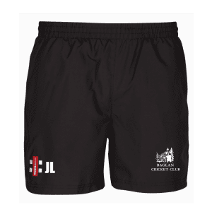 Baglan Cricket Club Storm Shorts