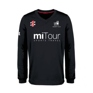 Baglan Cricket Club Pro Performance Sweater