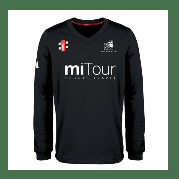 Baglan Cricket Club Pro Performance Sweater