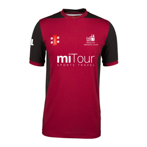 Baglan Cricket Club Pro Performance T20 Shirt