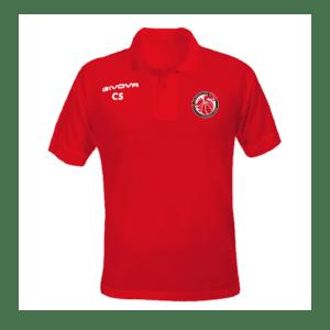 Basketball Wales Polo Shirt