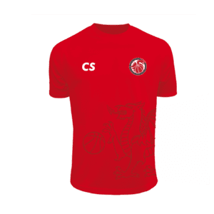 Basketball Wales Supporters T Shirt