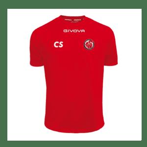 Basketball Wales Warm-up T Shirt