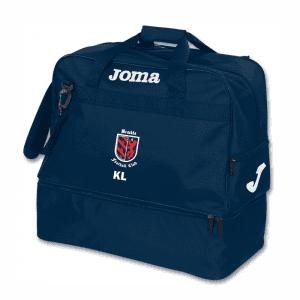 Brackla FC kitbag
