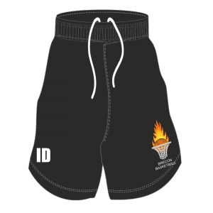 Brecon Basketball Casual Shorts