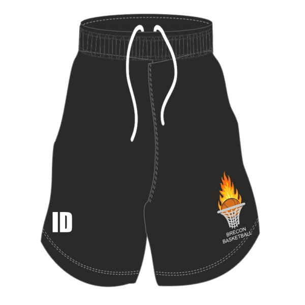 Brecon Basketball Casual Shorts