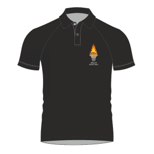 Brecon Basketball Polo Shirt