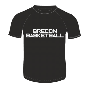 Brecon Basketball T Shirt