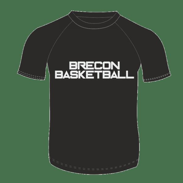 Brecon Basketball T Shirt