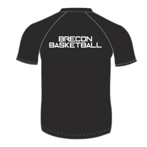 Brecon Basketball Warm-Up T Shirt