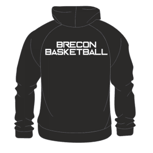Brecon Basketball Zoody