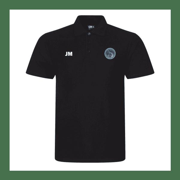 Bridgend Astronomical Society Polo Shirt