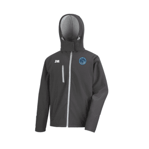 Bridgend Astronomical Society Softshell Jacket