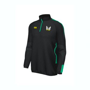 Bridgend Athletic RFC Edge Qtr Zip Mid-Layer