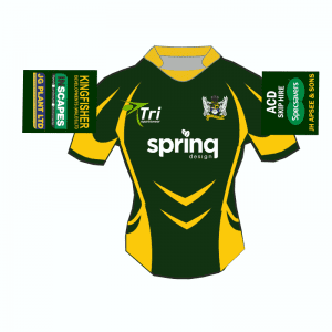 Bridgend Athletic RFC 1st Team Replica Jersey