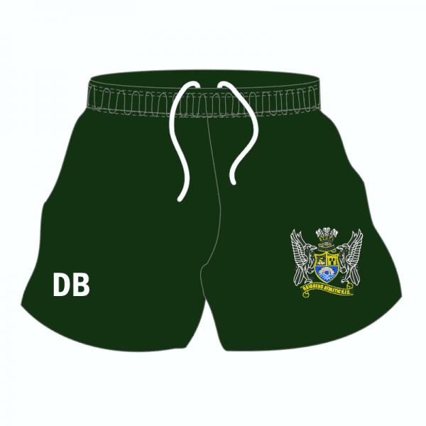 Bridgend Athletic RFC Playing shorts