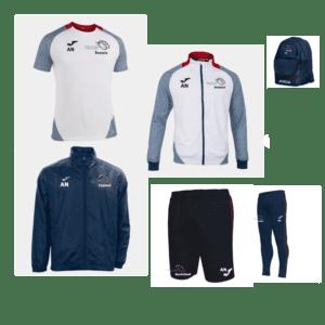 Bridgend College Sports Department Bundle