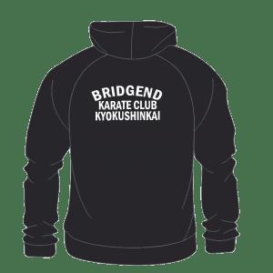 Bridgend Karate Adults Chunky Zoody