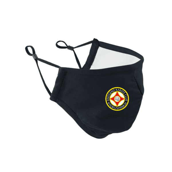 Bridgend Karate Face Mask