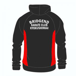 Bridgend Karate Team Hoody