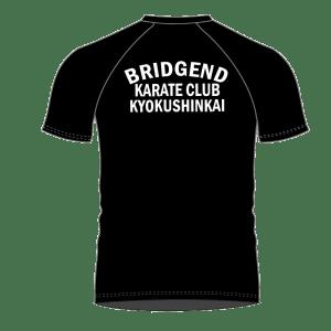 Bridgend Karate Kids Plain T Shirt