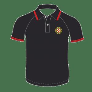 Bridgend Karate Mens Polo Shirt