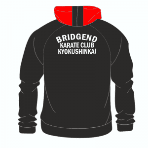 Bridgend Karate Pro Rain Jacket