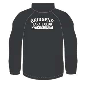 Bridgend Karate Adults Softshell Jacket