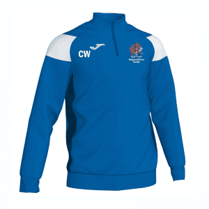 Bridgend Referee Society Qtr Zip Sweatshirt