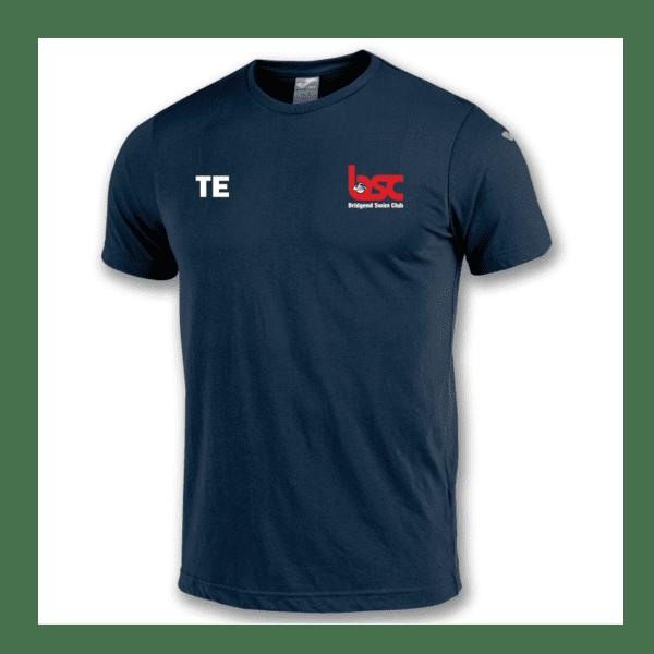 Bridgend Swim Club Cotton T Shirt