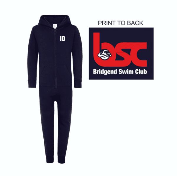 Bridgend Swim Club Onsie