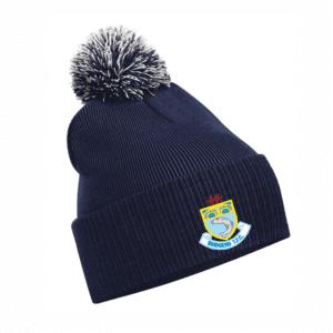 Bridgend Town FC Bobble Hat