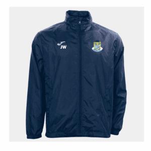 Bridgend Town FC Raincoat
