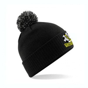 Bryncoch FC Bobble Hat