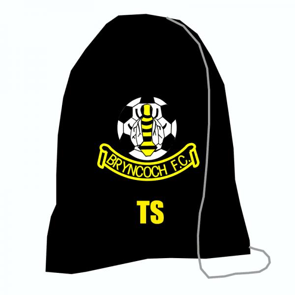 Bryncoch FC Drawstring Bag