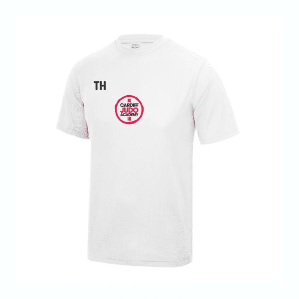Cardiff Judo Academy AWD T Shirt