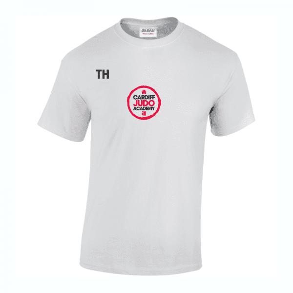 Cardiff Judo Academy Gildan T Shirt