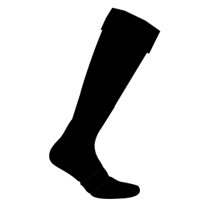 Cornelly Utd FC Classic 2 training Socks