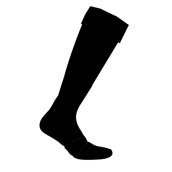 Cornelly Utd FC Classic 2 training Socks