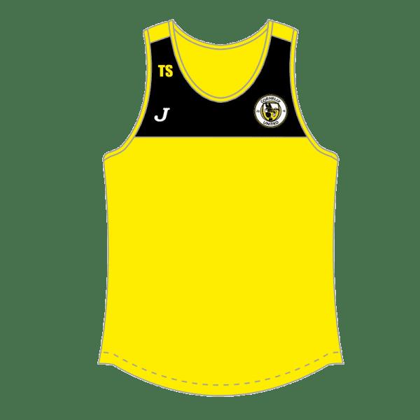 Cornelly Utd FC RACE Sleeveless Vest