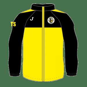 Cornelly Utd FC Winner Track Jacket