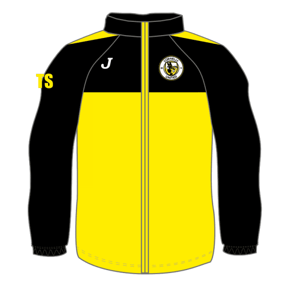 Cornelly Utd FC Winner Track Jacket
