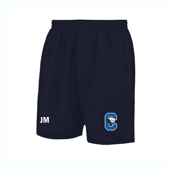 Cougars Basketball Casual Shorts