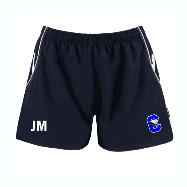 Cougars Basketball Ladies Fit Casual Shorts