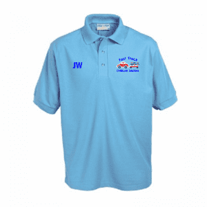 Fast Track Childcare Solutions Staff Polo Shirt