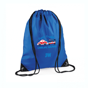 Fast Track Childcare Solutions Drawstring Bag