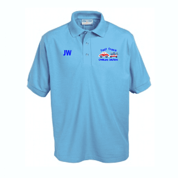 Fast Track Childcare Solutions Polo Shirt