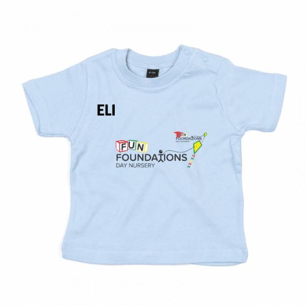 FFDN Baby T Shirt